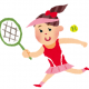 テニスは有酸素運動?無酸素運動?ダイエット向きって本当?